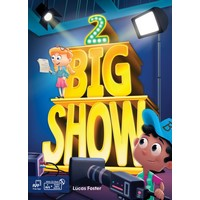 Big Show 2 Student Book with Student Digital Materials CD