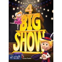 Big Show 4 Student Book with Student Digital Materials CD