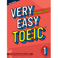 Very Easy TOEIC 3rd Edition 1 Introduction