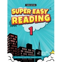 Super Easy Reading Third Edition 1 Student Book with Student Digital Materials