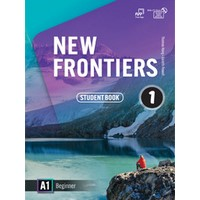 New Frontiers 1 Student Book+Student Digital Materials CD (Class Booster)