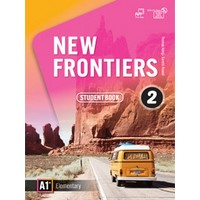 New Frontiers 2 Student Book+Student Digital Materials CD (Class Booster)