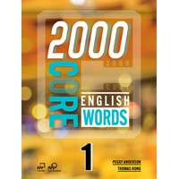 2000 Core English Words 1 Student Book