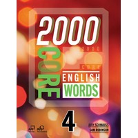 2000 Core English Words 4 Student Book