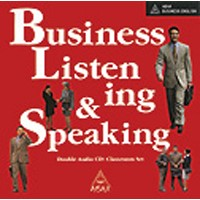 Business Listening and Speaking CDs (2)