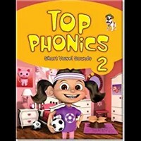 Top Phonics 2 : Student Book with Hybrid CD