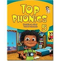 Top Phonics 5 : Student Book with Hybrid CD