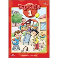 Top Kids 1 Student Book with MP3CD