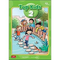 Top Kids 2 Student Book with MP3CD
