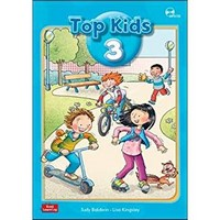 Top Kids 3 Student Book with MP3CD