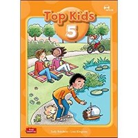 Top Kids 5 Student Book with MP3CD