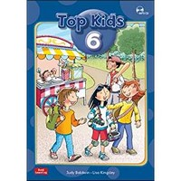 Top Kids 6 Student Book with MP3CD