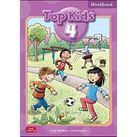 Top Kids 4 Workbook