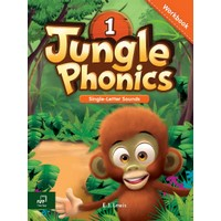 Jungle Phonics 1 Workbook