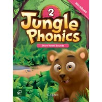 Jungle Phonics 2 Workbook