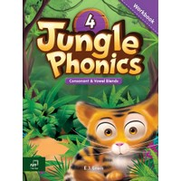 Jungle Phonics 4 Workbook