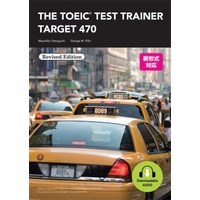 TOEIC Test Trainer Target 470, Revised EditionStudent Book (112 pp)