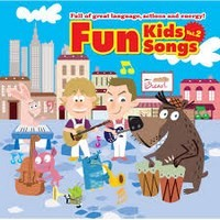Fun Kids Songs 2 CD (Fun Kids English)