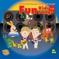 Fun Kids Songs Vol. 3 CD (Fun Kids English)