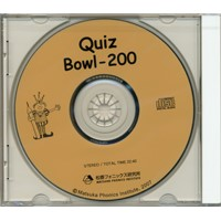 Quiz Bowl 200 CD (3285)