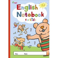 English Notebook for Kids(くまさん)(6434