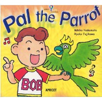 Picture Book Series Vol. 3 Pal the Parrot Picture Book + CD