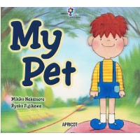 Picture Book Series Vol. 7 My Pet Picture Book + CD