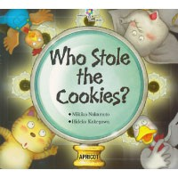 Picture Book Series Vol. 8 Who Stole the Cookies? Picture Book + CD