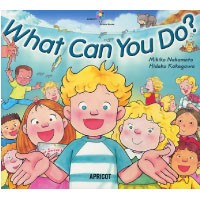 Picture Book Series Vol. 9 What Can You Do? Picture Book + CD