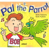 Picture Book Series Vol. 3 Pal the Parrot Big Book