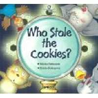 Picture Book Series Vol. 8 Who Stole the Cookies? Big Book