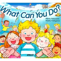 Picture Book Series Vol. 9 What Can You Do? Big Book