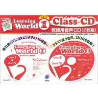 Learning World Book 1 (2/E) Class CDs (2)