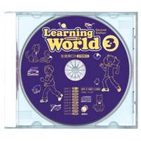 Learning World Book 3 (2/E) Student CD