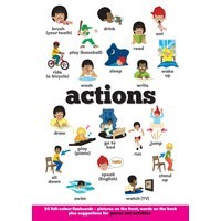 Flash Card Actions (A5) (NE)