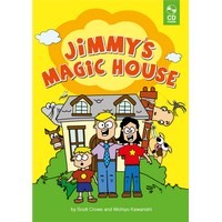 Jimmy's Magic House 3 Book+CD (Yellow)