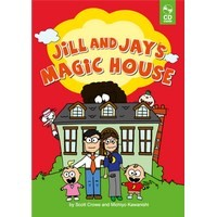 Jill and Jay's Magic House 1 Book+CD (Red)