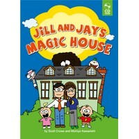 Jill and Jay's Magic House 3 Book+CD (Blue)