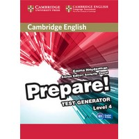 Cambridge English Prepare! Level 4 Test Generator CD-ROM