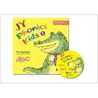 JY Phonics Kids 1 Student Book + CD