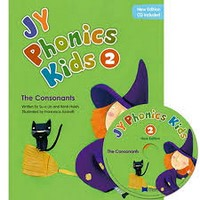 NEW JY Phonics Kids 2 SB+CD
