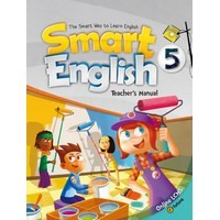 Smart English 5 Teacher's Manual (with Resource CD)