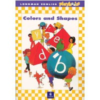 Longman English Playbooks Colors & Shapes