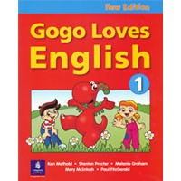 Gogo Loves English 1 (2/E) Student Book
