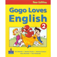 Gogo Loves English 2 (2/E) Student Book
