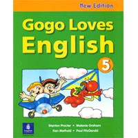 Gogo Loves English 5 (2/E) Student Book