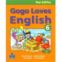 Gogo Loves English 6 (2/E) Student Book