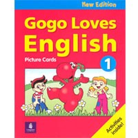 Gogo Loves English 1 (2/E) Picture Cards