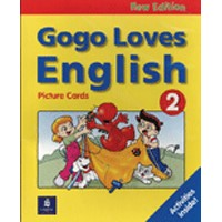 Gogo Loves English 2 (2/E) Picture Cards