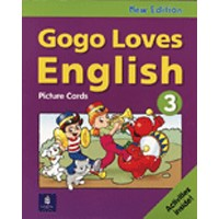 Gogo Loves English 3 (2/E) Picture Cards